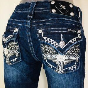 Miss Me Women's Jeans Signature Bootcut Sz 29